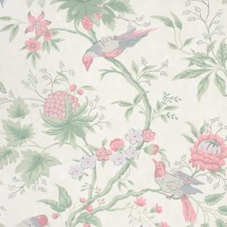 Brooke House Wallpaper 0291BRLINEN by Little Greene