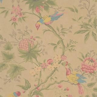 Brooke House Wallpaper 0291BRPARCH by Little Greene