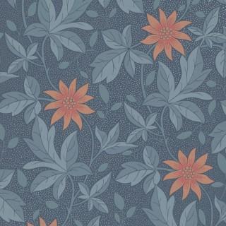 Monroe Wallpaper 0291MONIGHT by Little Greene