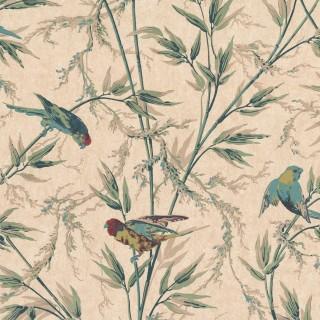 Great Ormond St Wallpaper 0251GOPARCH by Little Greene