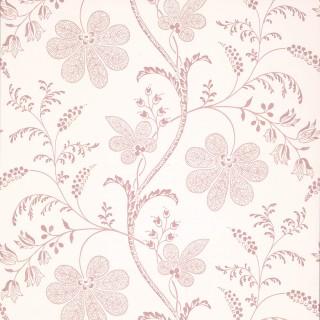 Bedford Square Wallpaper 0256BSHELLE by Little Greene