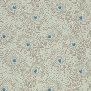 Carlton House Terrace Wallpaper 0256CTCOPPE by Little Greene