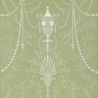 Marlborough Wallpaper 0256MAEARLZ by Little Greene
