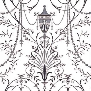 Marlborough Wallpaper 0256MAGLACE by Little Greene