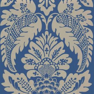 Wilton Wallpaper 0282WLSOVER by Little Greene
