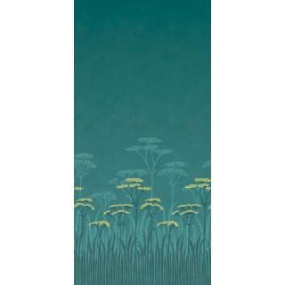 Achillea Panel Wallpaper 0245ACAUROR by Little Greene