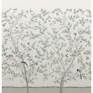 Belton Scenic Panel Wallpaper 0245BSOYSTE by Little Greene