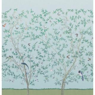 Belton Scenic Panel Wallpaper 0245BSPAVIL by Little Greene