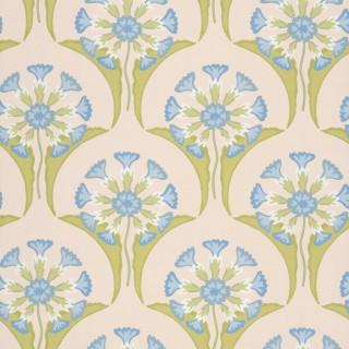 Hencroft Wallpaper 0245HEBLUEP by Little Greene
