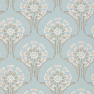 Hencroft Wallpaper 0245HECELES by Little Greene