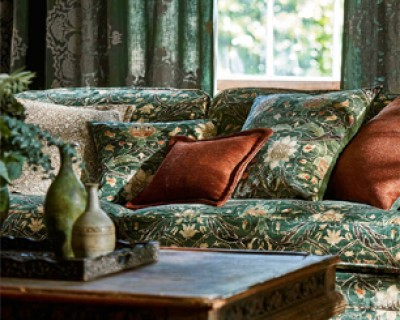 William Morris & Co Purleigh Weaves