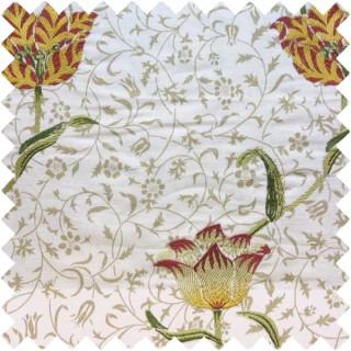 Garden Tulip Fabric DM6E230336 by William Morris & Co