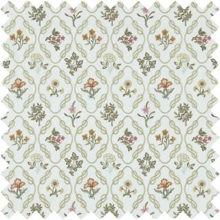 Kelmscott Trellis Fabric 230200 by William Morris & Co