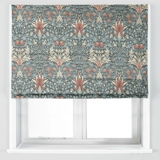 Snakeshead Fabric 224466 by William Morris & Co