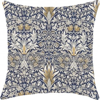 Snakeshead Fabric 224469 by William Morris & Co