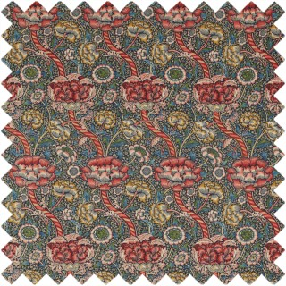 Wandle Fabric 226398 by William Morris & Co