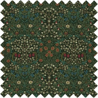 Blackthorn Fabric 226707 by William Morris & Co
