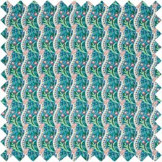 Daffodil Fabric 226853 by William Morris & Co