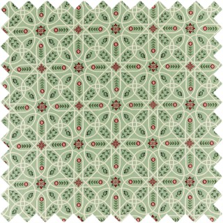 Brophy Embroidery Fabric 236813 by William Morris & Co