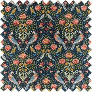 Seasons by May Fabric 226591 by William Morris & Co