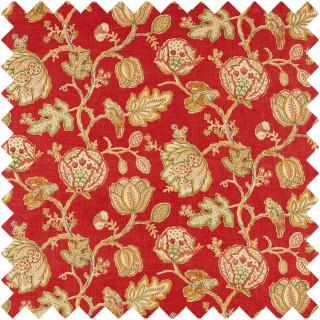 Theodosia Fabric 226594 by William Morris & Co