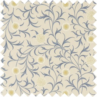 Scroll Fabric 220307 by William Morris & Co