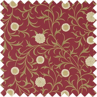 Scroll Fabric 220310 by William Morris & Co