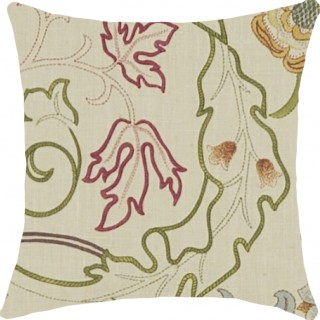 Mary Isobel Fabric DMCOMA203 by William Morris & Co