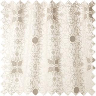Net Ceiling Applique Fabric 236074 by William Morris & Co