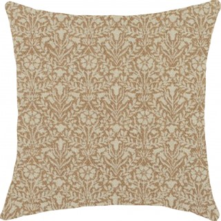 Bellflowers Weave Fabric 236524 by William Morris & Co