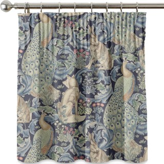 Forest Fabric 226445 by William Morris & Co