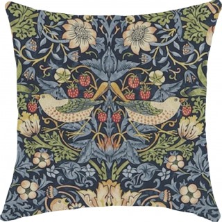 Strawberry Thief Fabric 226463 by William Morris & Co