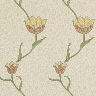 Garden Tulip Wallpaper 210392 by William Morris & Co