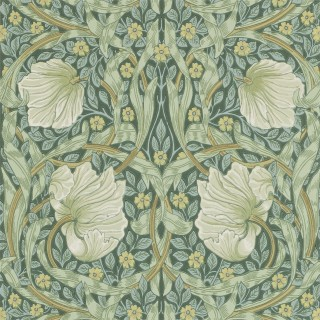 Pimpernel Wallpaper 210389 by William Morris & Co
