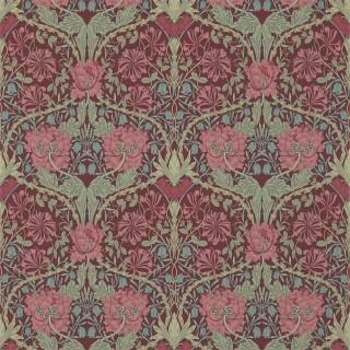 Honeysuckle & Tulip Wallpaper 214703 by William Morris & Co