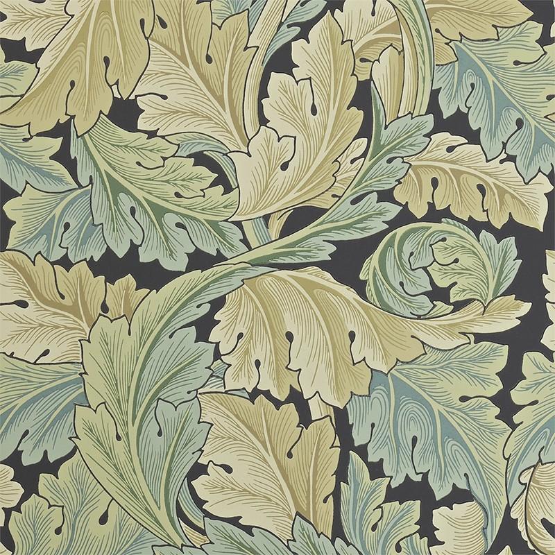 William Morris Co Acanthus 212550 Wallpaper Privet