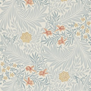 Larkspur Wallpaper 212556 by William Morris & Co