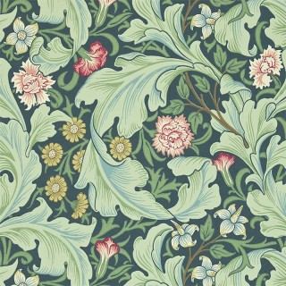 Leicester Wallpaper 212541 by William Morris & Co