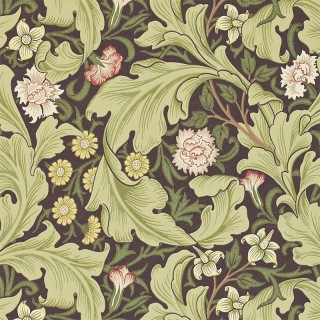Leicester Wallpaper 212542 by William Morris & Co