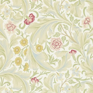 Leicester Wallpaper 212544 by William Morris & Co