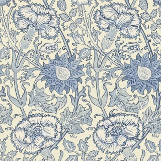 Pink and Rose Wallpaper 212567 by William Morris & Co