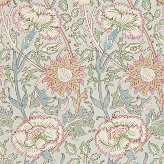 Pink and Rose Wallpaper 212568 by William Morris & Co