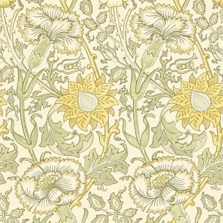 Pink and Rose Wallpaper 212569 by William Morris & Co