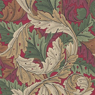 Acanthus Wallpaper 216439 by William Morris & Co