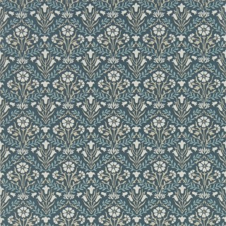 Morris Bellflowers Wallpaper 216436 by William Morris & Co