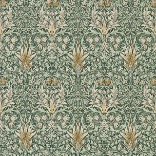 Snakeshead Wallpaper 216427 by William Morris & Co