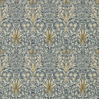 Snakeshead Wallpaper 216428 by William Morris & Co