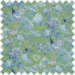 Hydrangea Bird Fabric BP10851.3 by GP & J Baker