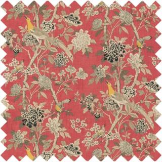 Hydrangea Bird Fabric BP10851.4 by GP & J Baker