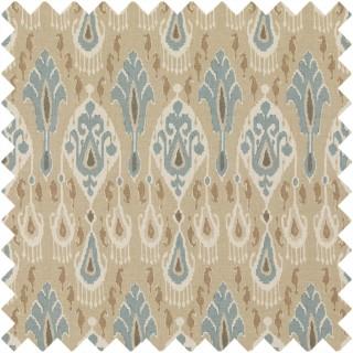 Ikat Bokhara Fabric BP10853.2 by GP & J Baker